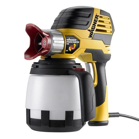 home depot spray paint attachment wagner power painter pro airless held paint sprayer
