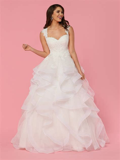 Discount Bonny Wedding Dresses by Find Discount Wedding Dress By Davinci Impression Bonny