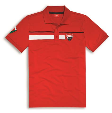 Polo Shirt Ducati Corse ducati corse speed sleeved polo shirt in new