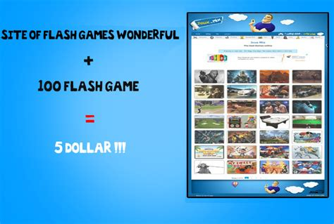 Design Game In Flash | create flash games site blogger 100 flash game fiverr