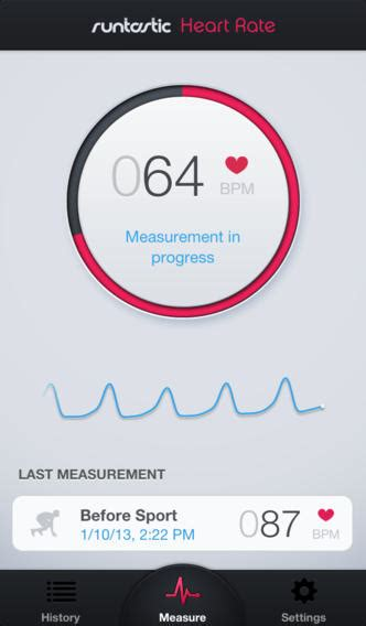 jealous   heart rate monitor  iphone