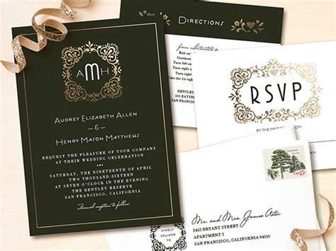 minted wedding invitations 2 minted 2015 wedding invitations wedding stationery 100 layer cake