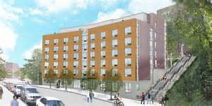 highbridge section of the bronx revealed supportive housing at 1434 undercliff avenue in
