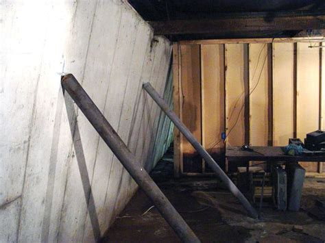 basement wall repair geo lock wall anchors systems in ohio wall anchor