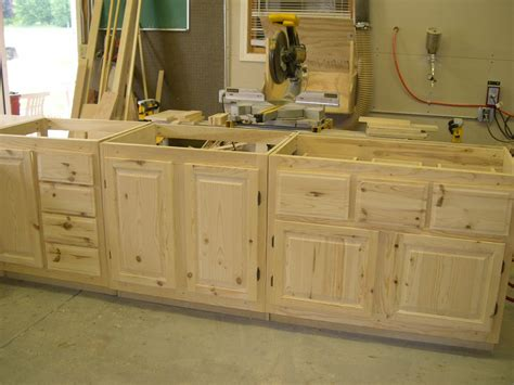 Kitchen Cabinet Door Refacing Ideas handmade knotty pine cabinets by pureamerican creations