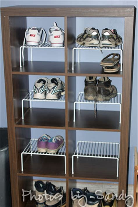 Shoe Rack Cubby Storage Unit by Create A Mud Room In Your Garage A Cubby Storage Unit And