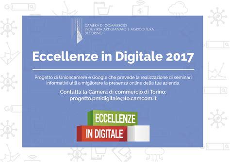 commercio torino registro imprese seminario eccellenze in digitale n 2 delle cose