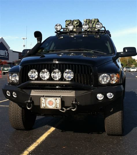 hunting truck wer mopar 2005 dodge power wagon zombie hunter a