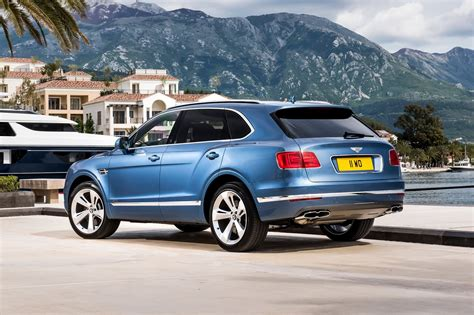 bentley bentayga truck new bentley bentayga diesel revealed offers power and
