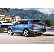 New Bentley Bentayga Diesel Is Britain's Posh Audi SQ7 And