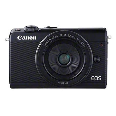 Canon Eos M100 15 45 Mm Black by Canon Eos M100 With Ef M 15 45 Mm Lens Black