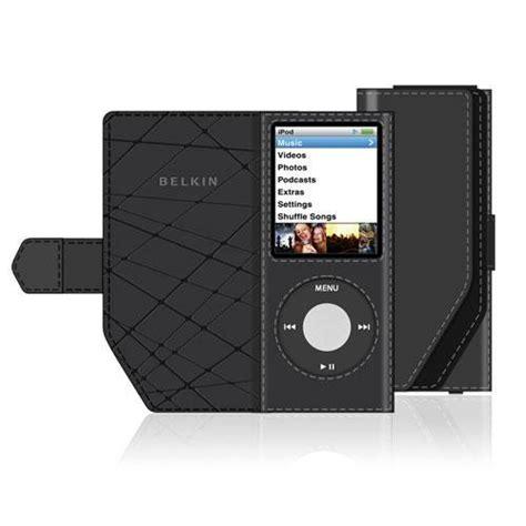 Belkins Folio Ipod Nano With Mirror belkin leather folio for 4th ipod nano iphone 5