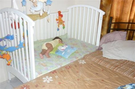 Sidecar Crib Platform Bed by Our Happy Co Sleeping Bedsharing Story Update Babycenter