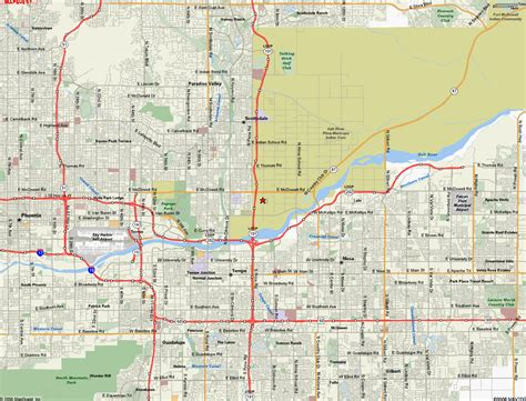Records Scottsdale Az Map Of Scottsdale Az My
