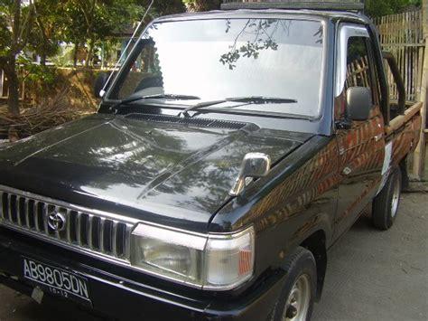 hamdallah griya mobil kijang pick    terjual