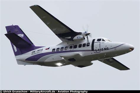 Airplane L photos let l 410 turbolet militaryaircraft de aviation photography
