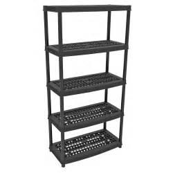 storage and shelving ezy storage 5 tier storage shelf