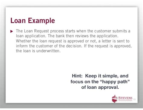 Loan Closure Request Letter To Bank Bpmn 2 0 Tutorial 01 Basic Constructs
