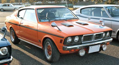 mitsubishi colt galant gto fab wheels digest f w d top 20 nostalgic japanese