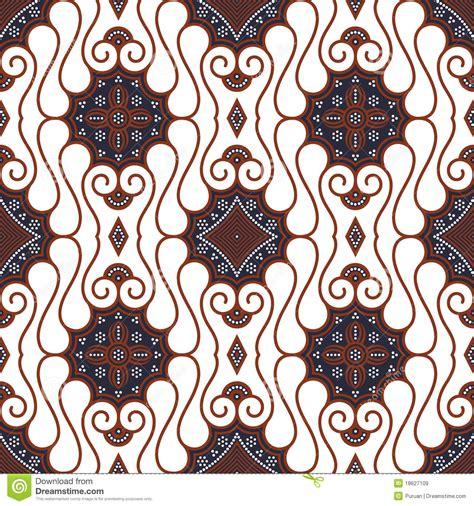 batik wallpaper black and white seamless brown white batik background royalty free stock