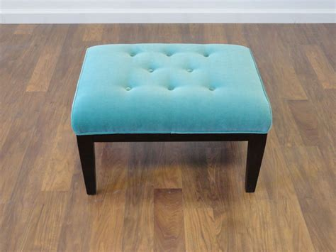 teal tufted ottoman tufted teal ottoman 28 images duncan large tufted teal