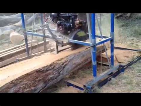 swing blade sawmill plans how to build a swingblade sawmill appendix2 youtube