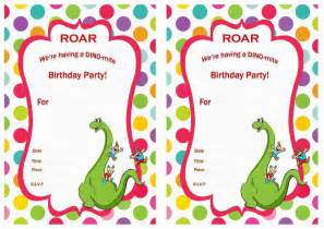 dinosaur birthday invitations birthday party invitations