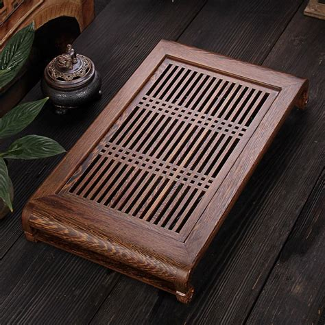 tea drawer chicken wing wooden tea tray rosewood tea drawer solid