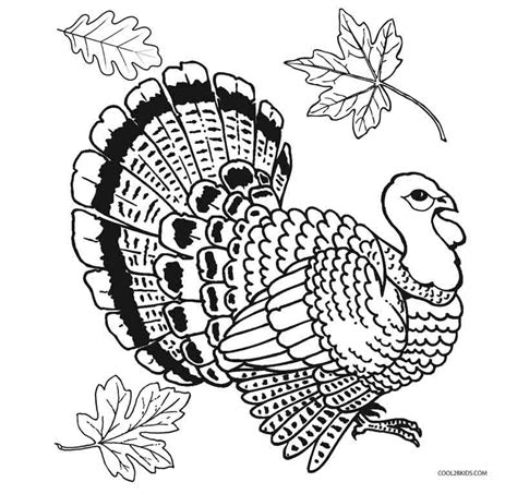 turkey coloring free printable turkey coloring pages for cool2bkids
