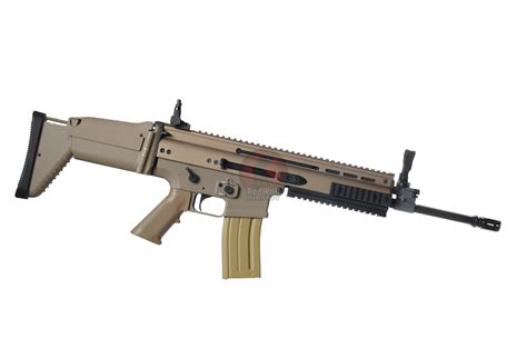 cybergun vfc fn scar light std mk16 licensed by fn