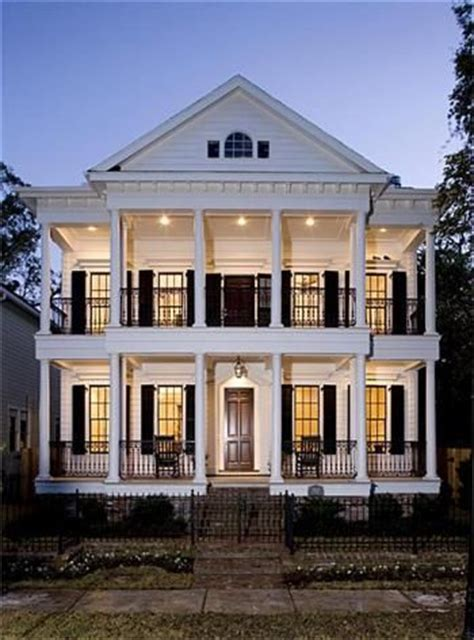 New Orleans Style Homes by New Orleans Style House Dream Home Pinterest