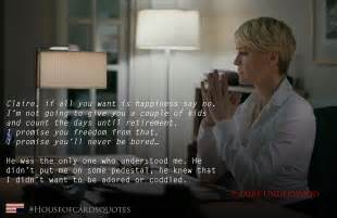 house of cards quotes underwood quotesgram