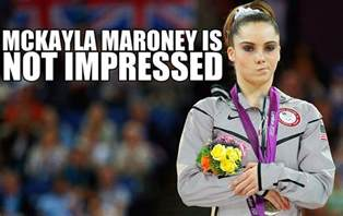 Meme Not Impressed - mckayla maroney is not impressed millercoors