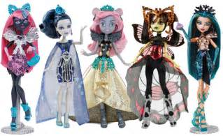 Ever After High Dolls Names Monster High Boo York Dolls