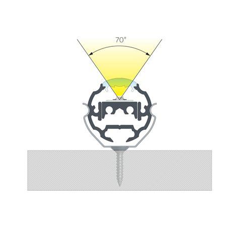 Lu Led Cosmo L800 profil lumines typ cosmo surowy 1 m profile led