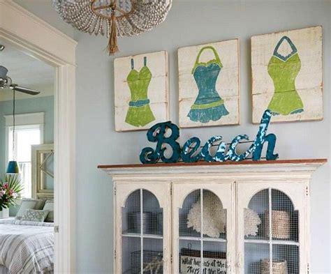 beach house wall decor elegant home that abounds with beach house decor ideas beach bliss living