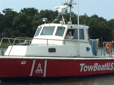 special thanks to tow boat us beaufort the hull truth - Tow Boat Us Specials
