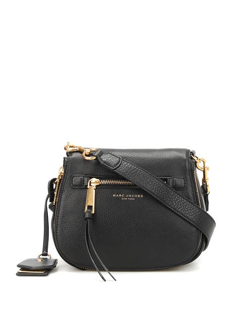 Crossbody Bag recruit leather crossbody bag by marc cross
