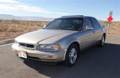 acura legend 1993 1993 acura legend 5 speed for sale on bat auctions sold