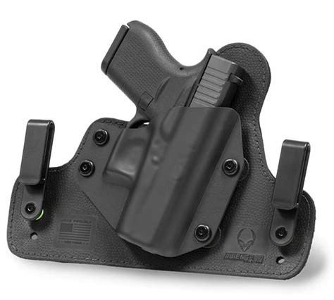 comfortable iwb holster alien gear cloak tuck 3 0 iwb holster the most