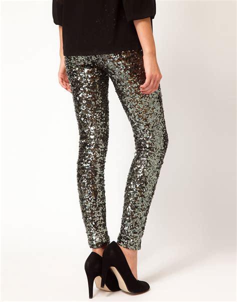 Legging Gliter sparkly trendy clothes
