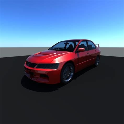 mitsubishi lancer evolution 9 mitsubishi lancer evolution ix downloadfree3d com