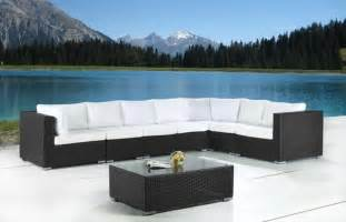 Wicker patio furniture modern outdoor sofas toronto