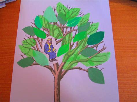 zacchaeus crafts for zacchaeus let their light shine