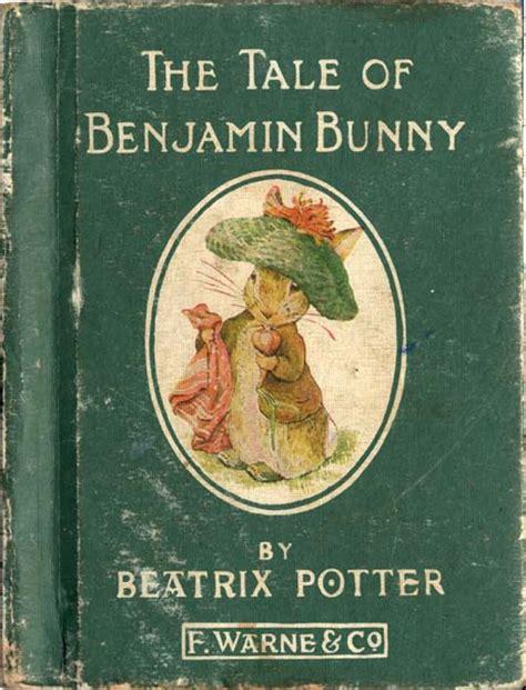 Books Bunny A Model Tale by 01 Tale Of Benjamin Bunny