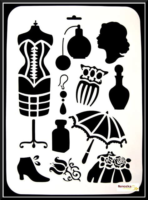 Stencil Decoupage 17 best images about decoupage 2 on stencils stencil and silhouette store