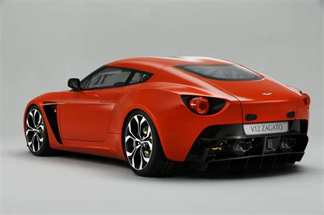 2013 Aston Martin V12 Zagato Release   World Of Car Fans