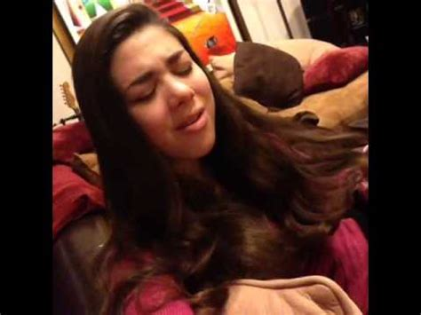 Kira Kosarin Vine Seeing What You Think Episode Youtube