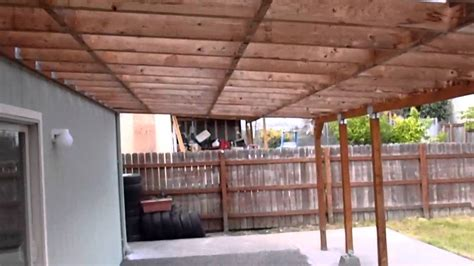 pdf plans patio cover plans diy how to paint