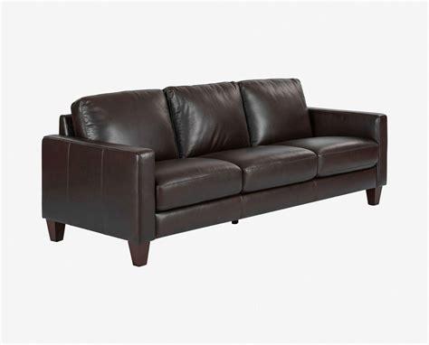 dania leather sofa dania leather sofa bed infosofa co